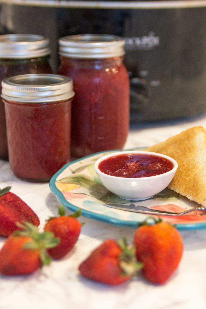 Strawberry Mojito Jam