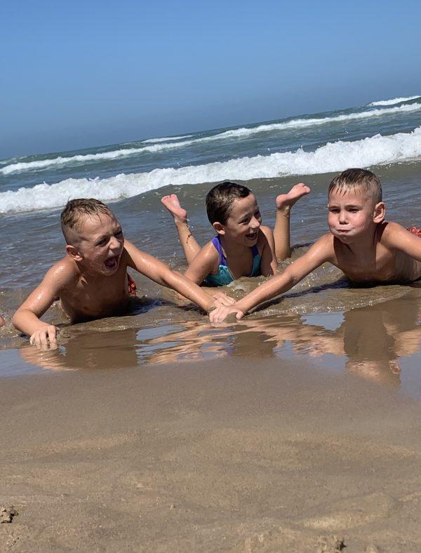 Family Vacation at KOA Holiday South Padre Island