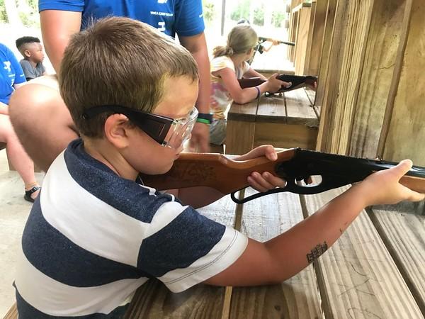 YMCA CAMP CULLEN Summer Camp 2019 - Review