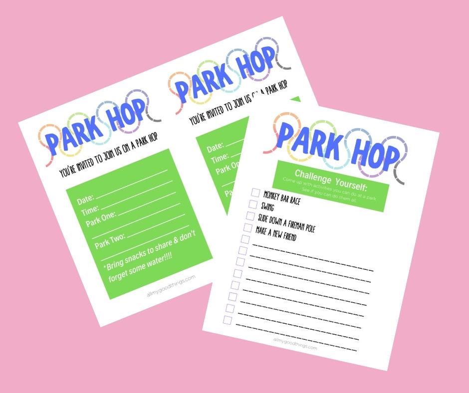 Plan a Summer Park Hop