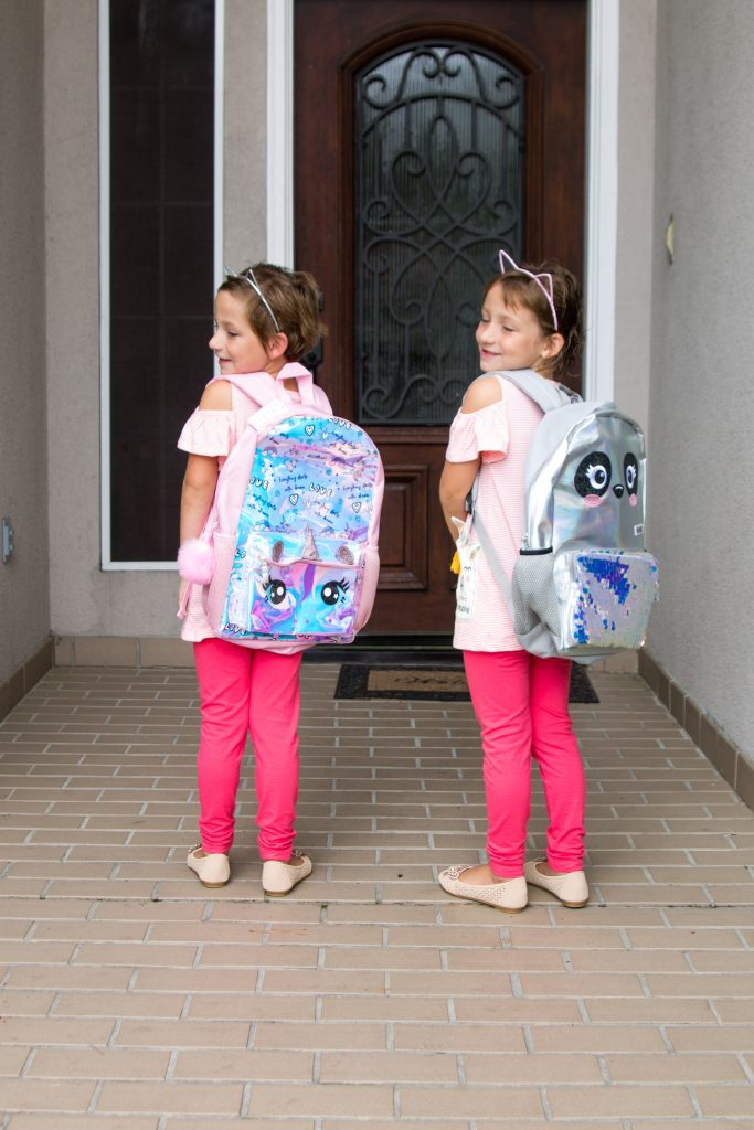 Back to school shopping with Burkes Outlet