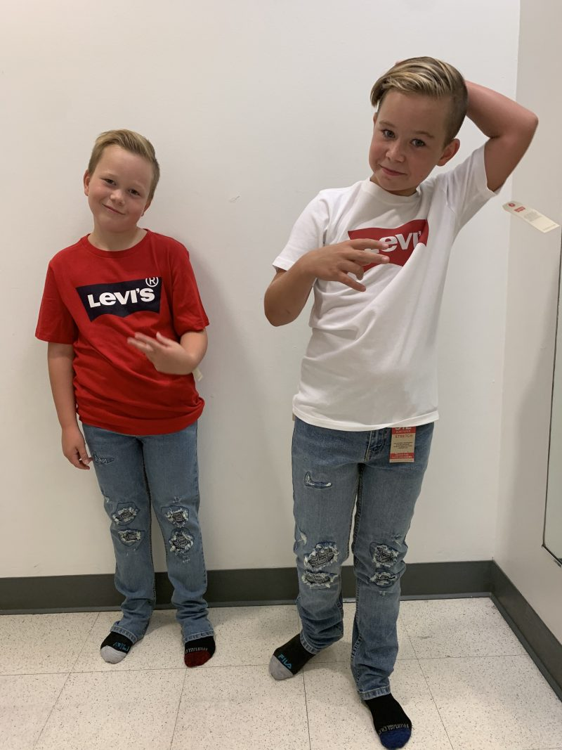 Finding Tween Boys Jeans at Macy's