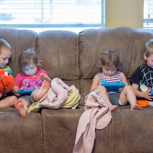Tips for helping your family create a balanced relationship with Technology