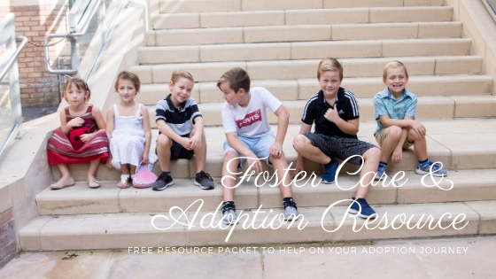 Foster Care & Adoption Resource