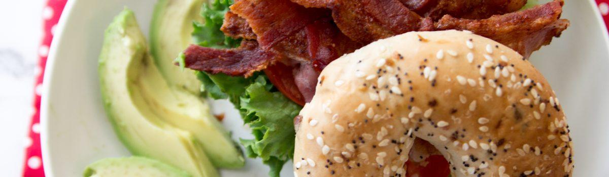 Three Yummy Ways to Twist up Bagels: Breakfast, Lunch & Dinner